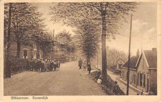 Ansichtkaart Slikkerveer Bovendijk Ridderkerk HC23079