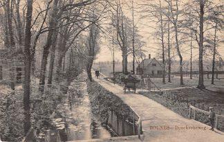 Ansichtkaart Bolnes Donckscheweg 1914 Ridderkerk HC23088