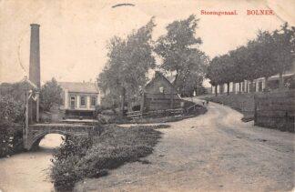 Ansichtkaart Bolnes Stoomgemaal 1909 Ridderkerk HC23090