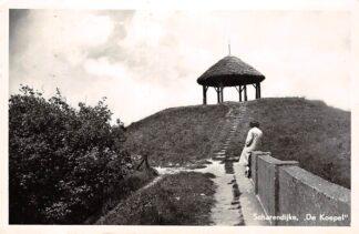Ansichtkaart Scharendijke De Koepel 1958 Schouwen-Duiveland HC23105
