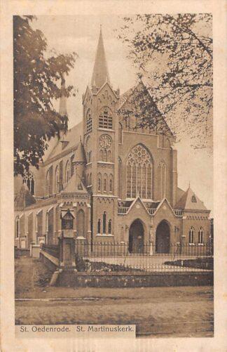 Ansichtkaart Sint-Oedenrode St. Martinus kerk HC23131