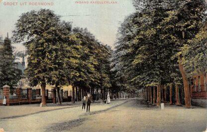 Ansichtkaart Roermond Ingang Kapellerlaan 1910 HC23151