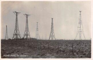 Ansichtkaart Huizen (NH) De Zenders HC23158