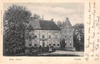 Ansichtkaart Vorden Huize Vorden 1904 Bronckhorst Kasteel HC23161