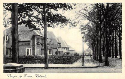 Ansichtkaart Bergen op Zoom Bolwerk 1939 HC23178
