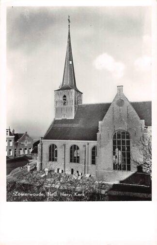 Ansichtkaart Zoeterwoude Ned. Hervormde Kerk HC23194
