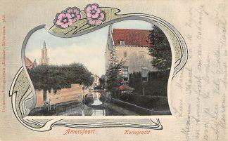 Ansichtkaart Amersfoort Kortegracht 1905 HC23223
