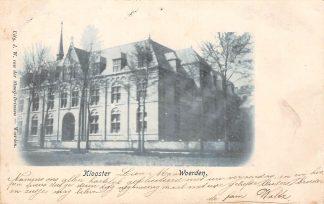 Ansichtkaart Woerden Klooster 1900 HC23228