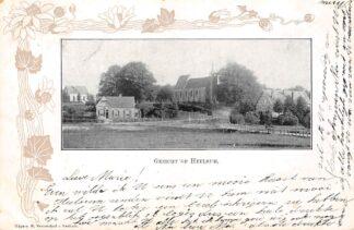 Ansichtkaart Heelsum Gezicht op Heelsum 1900 Renkum HC23231