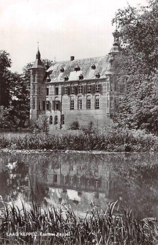 Ansichtkaart Laag-Keppel Kasteel Keppel 1970 Bronckhorst Achterhoek HC23250