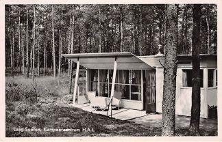Ansichtkaart Laag-Soeren Kampeercentrum Holland Amerika Lijn Camping 1954 Rheden HC23264