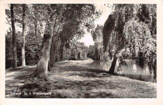 Ansichtkaart Sittard In 't Wandelpark 1953 HC23276