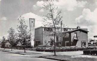 Ansichtkaart Appelscha Gereformeerde Kerk 1963 HC23280