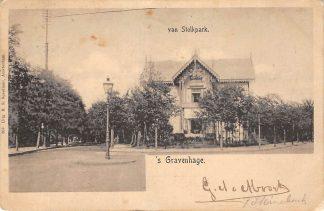 Ansichtkaart 's-Gravenhage Van Stolkpark 1902 HC23316