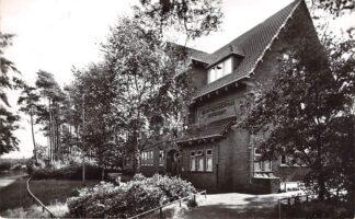 Ansichtkaart Ulvenhout Vacantie Kinderfeest Rotterdam 1962 Breda Alphen - Chaam HC23320