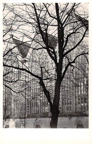 Ansichtkaart 's-Gravenhage Kloosterkerk 1959 Kerk HC23331
