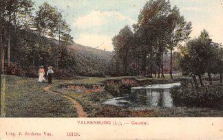 Ansichtkaart Valkenburg (LB) Geuldal Geulhem 1906 Type Nauta 10118 HC23354