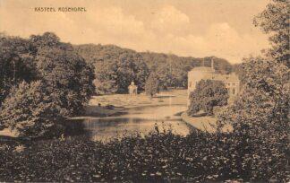 Ansichtkaart Rozendaal Kasteel Rosendael 1912 Velp HC23356