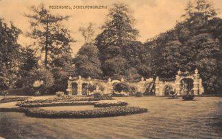 Ansichtkaart Rozendaal Rosendael Schelpengalerij 1912 HC23357