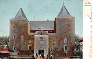 Ansichtkaart Zaltbommel Gorinchem Het Slot Loevestein 1903 Kasteel HC23361