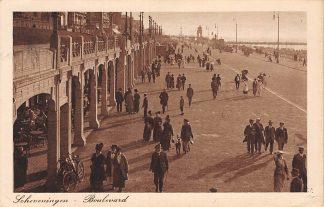 Ansichtkaart 's-Gravenhage Boulevard 1922 's-Gravenhage HC23377