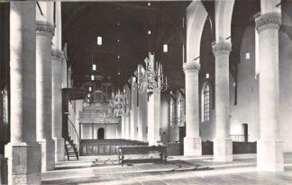 Ansichtkaart Oudewater Ned. Hervormde Kerk Interieur Orgel HC23400