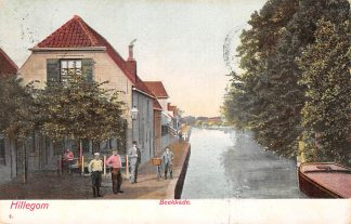 Ansichtkaart Hillegom Beekkade HC23405