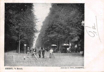 Ansichtkaart Zeist 't Rond Paardentrams Tram 1903 HC23422