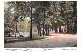 Ansichtkaart Zwolle Veerallee HC23499