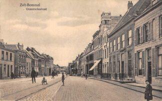 Ansichtkaart Zaltbommel Gamerschestraat 1924 HC23503