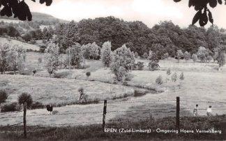 Ansichtkaart Epen Zuid - Limburg Omgeving Hoeve Vernelsberg HC23543