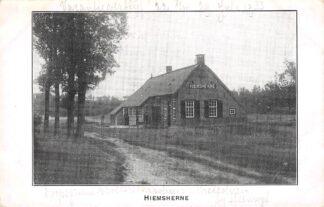 Ansichtkaart Hiemsherne Boerderij bij Steenwijk 1933 HC23557