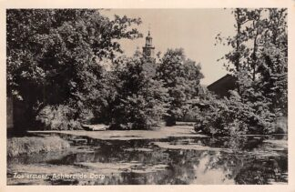 Ansichtkaart Zoetermeer Achterzijde Dorp met Ned. Hervormde Kerk HC23561