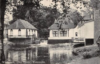 "Ansichtkaart Winterswijk ""Den Helder"" Watermolen Molen 1964 HC23562"