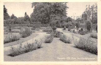 Ansichtkaart Hengelo (OV) Prins Bernhardplantsoen 1956 HC23719