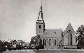 Ansichtkaart Harmelen Ned. Hervormde Kerk 1966 Woerden HC23726
