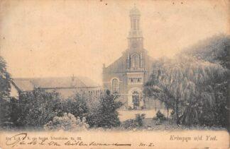 Ansichtkaart Krimpen aan den IJssel Ned. Hervormde Kerk Van Nooten No. 105 HC23747
