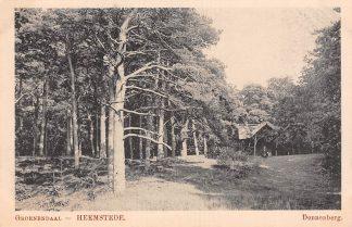 Ansichtkaart Heemstede Groenendaal Dennenberg Haarlem HC23778