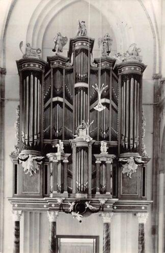 Ansichtkaart Arnhem Grote of Eusebius kerk Strumphler Orgel 1965 HC23794