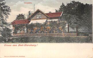 Ansichtkaart Duitsland Bad-Harzburg Senhutte 1900 Deutschland Europa HC23803