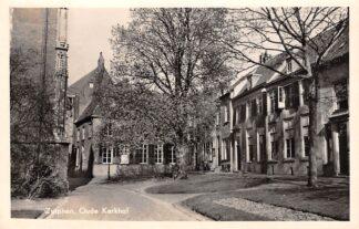 Ansichtkaart Zutphen Oude Kerkhof 1954 HC23806