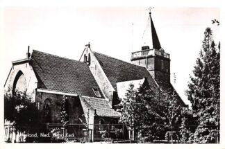 Ansichtkaart Vreeland Ned. Hervormde Kerk 1969 Stichtse Vecht HC23815