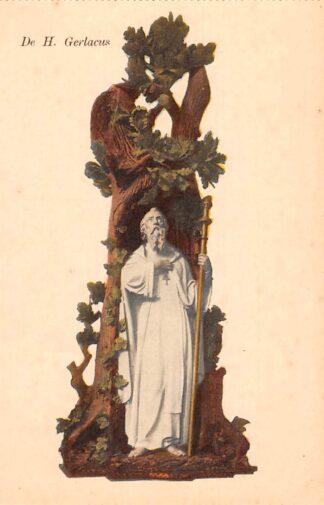 Ansichtkaart Houthem Kerk Sint Gerlach Interieur De H. Gerlachus Limburg HC23834