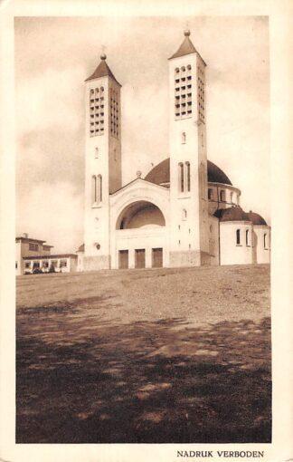 Ansichtkaart Heilig Landstichting Cenakel kerk en klooster 1920 Nijmegen HC23860