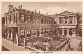 Ansichtkaart Groningen - Harmonie 1932 HC23924