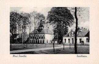 Ansichtkaart Zuidlaren Mooi Drenthe 1943 HC23993