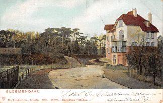 Ansichtkaart Bloemendaal 1904 Haarlem HC24034
