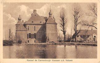 Ansichtkaart Vaassen op de Veluwe Kasteel de Cannenburgh Epe HC24044