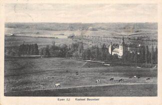 Ansichtkaart Epen Limburg Kasteel Beusdael 1932 HC24124
