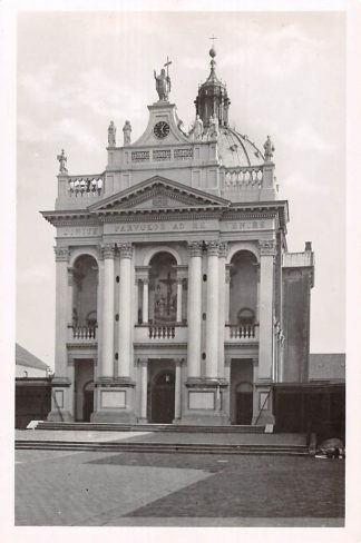 Ansichtkaart Oudenbosch Instituut St. Louis Kapel 1948 HC24129